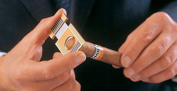 Як правильно обрізати сигару?