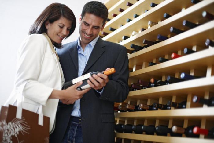 як правильно вибрати вино