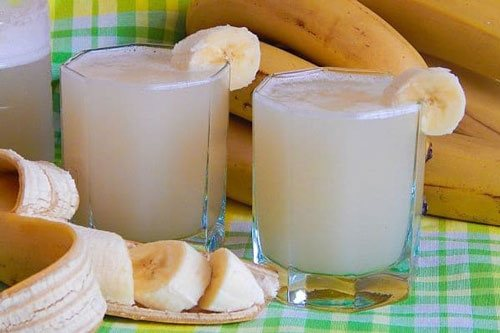 Як приготувати банановий лікер, настойку