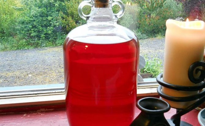 Як зробити вино з червоної смородини