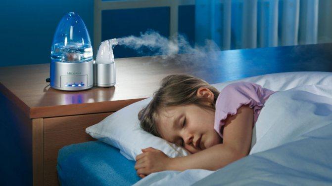 як зволожити повітря в квартирі