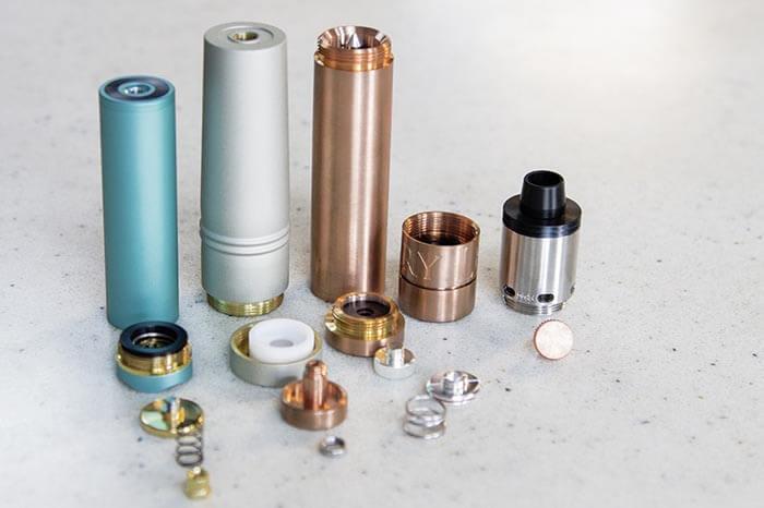 Як вставляті батарейку в мехмод