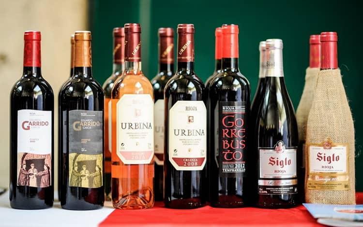 Як вібрато іспанське вино ріоха