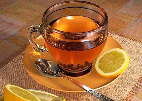 Який чай допомагає від похмілля