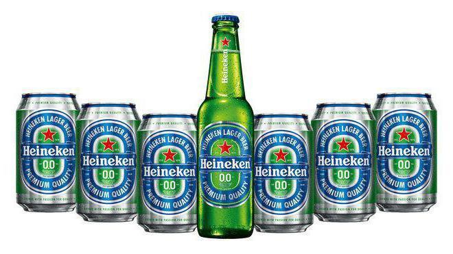 калорійність безалкогольного пива