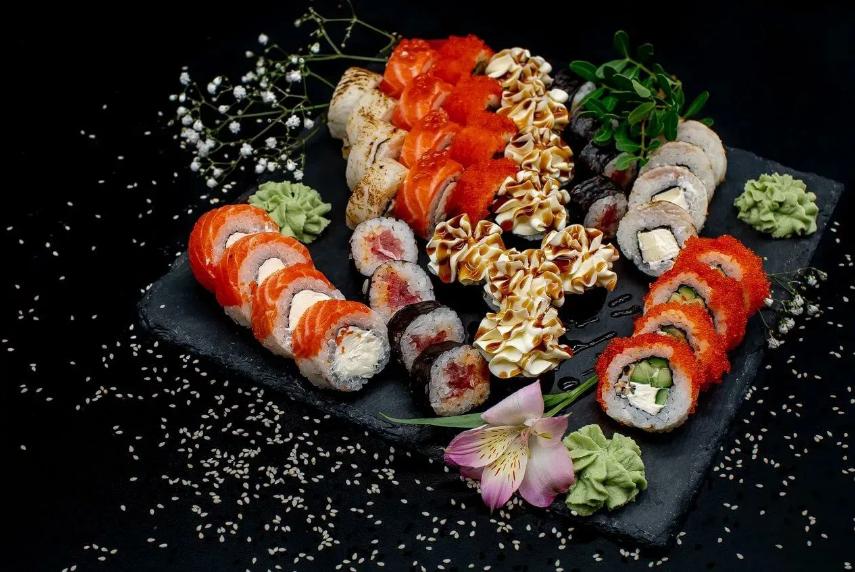 Суши и роллы от ресторана «Суши Мастер»