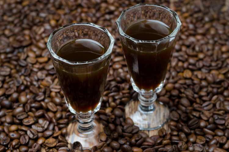 кава з алкоголем як називається