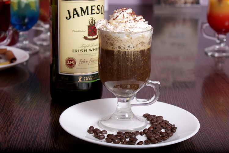 кава з алкоголем рецепти