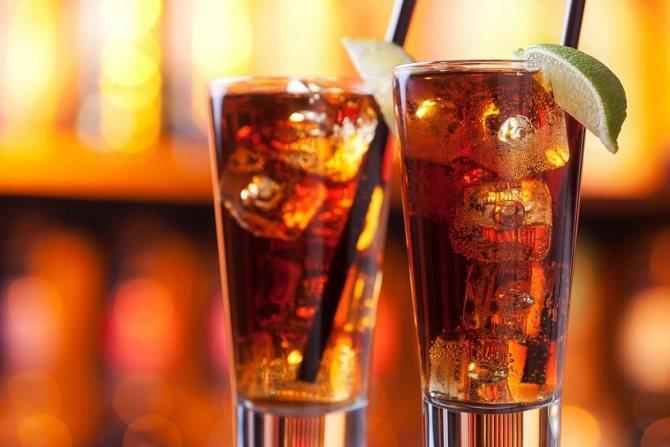 Коктейль Long Island придумали за часів «Сухого закону», своим зовнішнім вигляд ВІН винен БУВ імітуваті стакан чаю з льоду