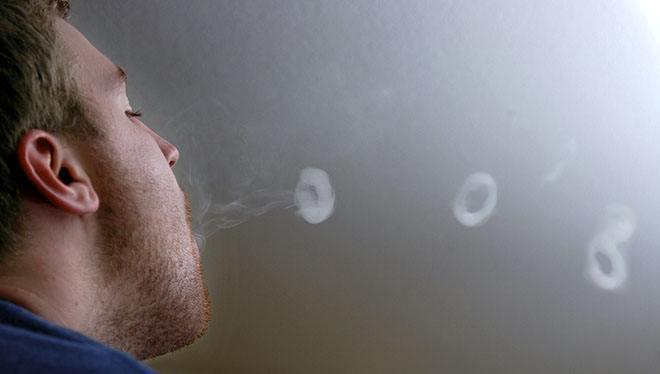 кільця з диму