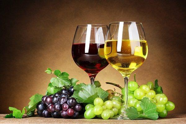 Червоне і біле вино