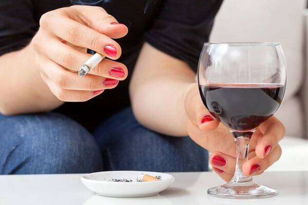 Куріння і холестерин