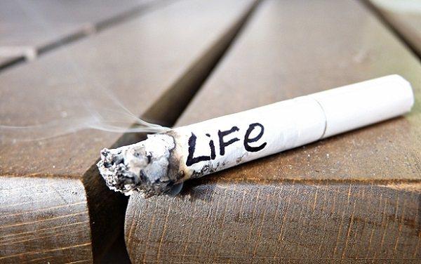 куріння і життя