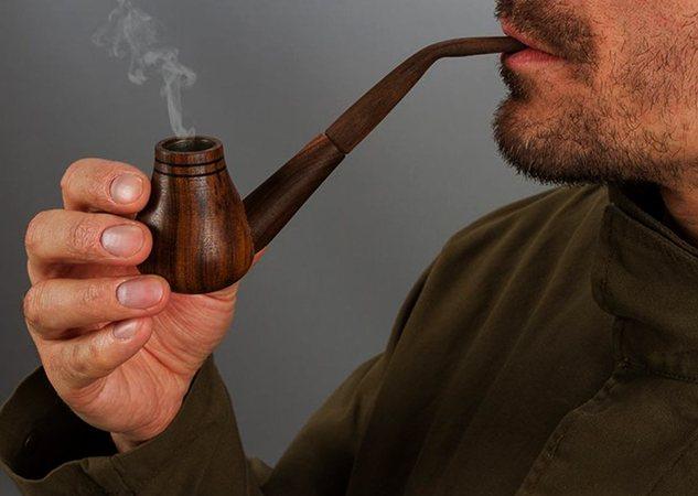 куріння трубки