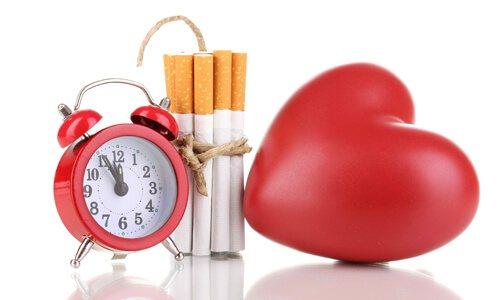 Курити - судинно шкодіті