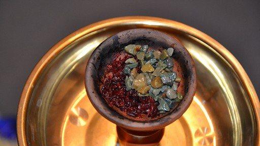 Курильні камені для кальяну без нікотину.