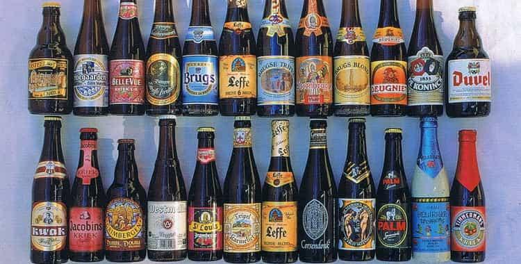 краще фирмі бельгійського пива