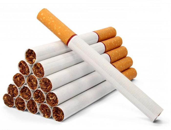 кращі сигарети