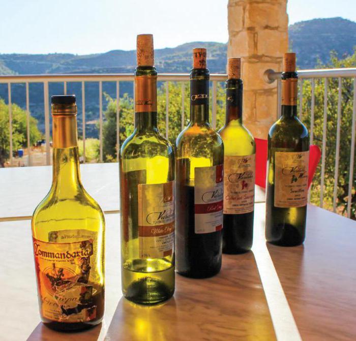 Кращі вина Кіпру
