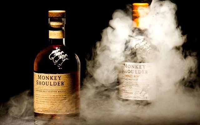 Марка віскі Monkey Shoulder