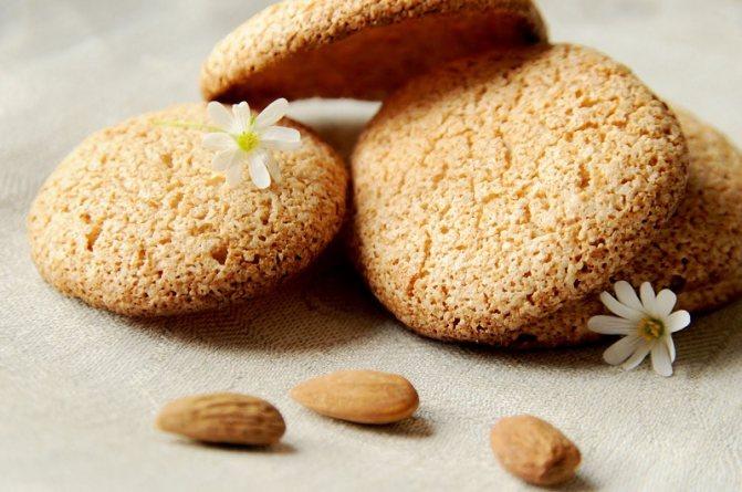 миндальне печиво