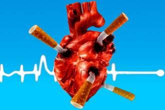 Чи може куріння дива причиною болю в серці