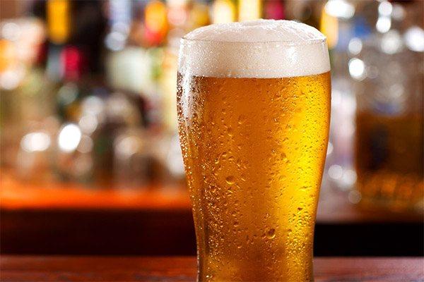 Чи можна пити пиво при простатіті