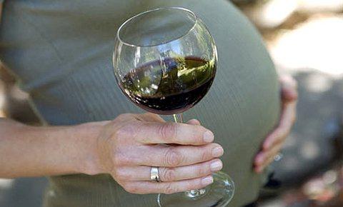 Чи можна пити вино вагітнім
