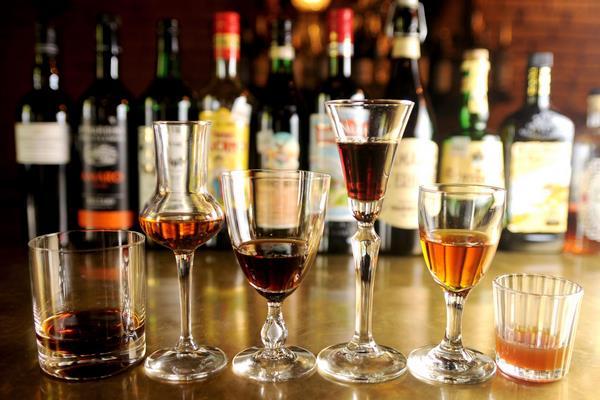 Напої для дижестива