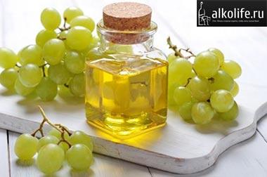 настоянка з білого винограду фото