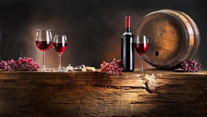 Назви і описи вина Абхазії