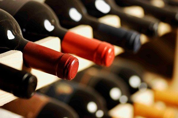 Кілька сортів вин