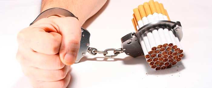 нікотинова залежність