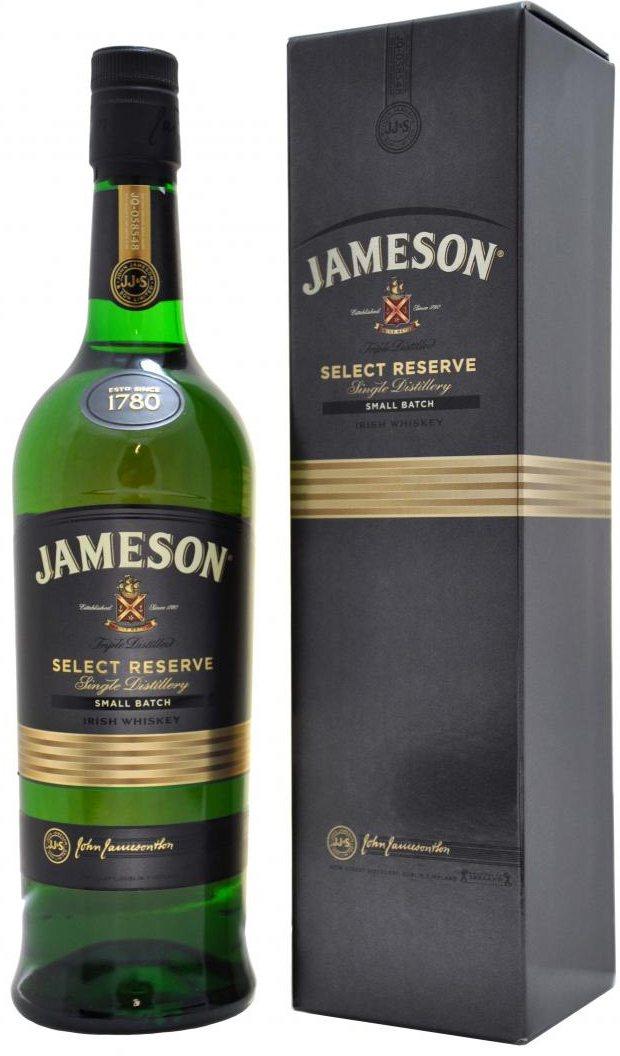 Огляд продукції Джемісон Jameson
