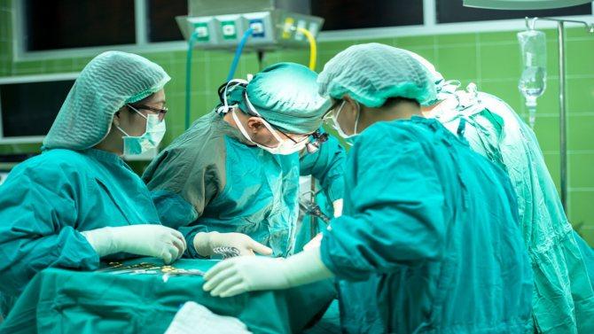 Операція при холецістіті