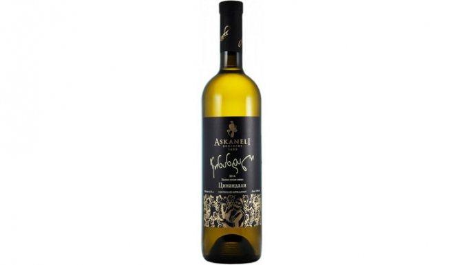 Особливості грузинського білого сухого вина
