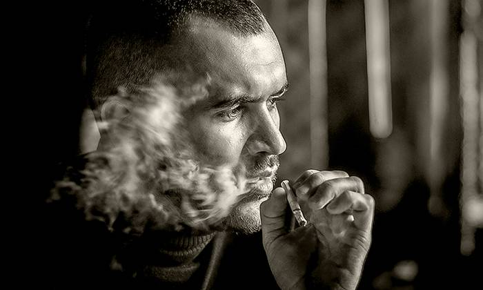 від сигарет болить шлунок
