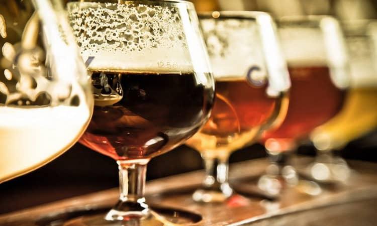 Відмінне дороге бельгійське пиво