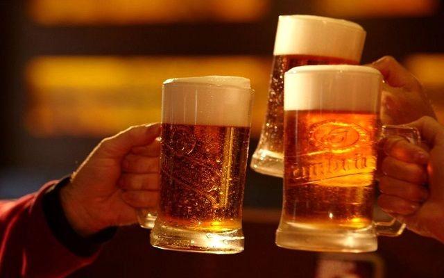 пиво Gambrinus