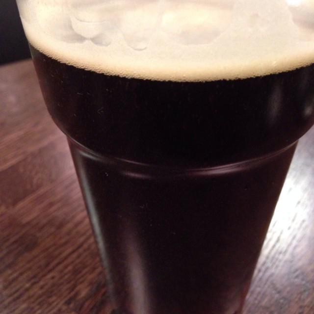 пиво хамовники стаут