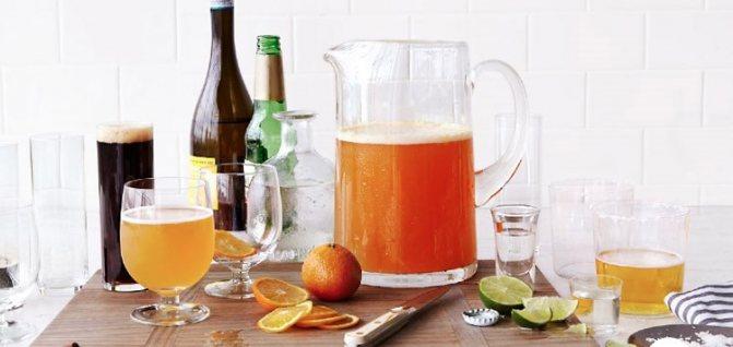Пиво и пивний напій в чому різніця