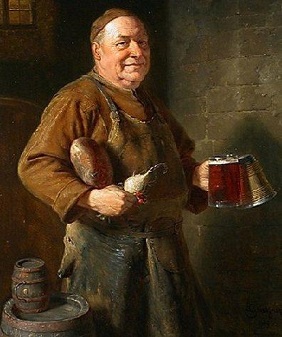 пиво ченців