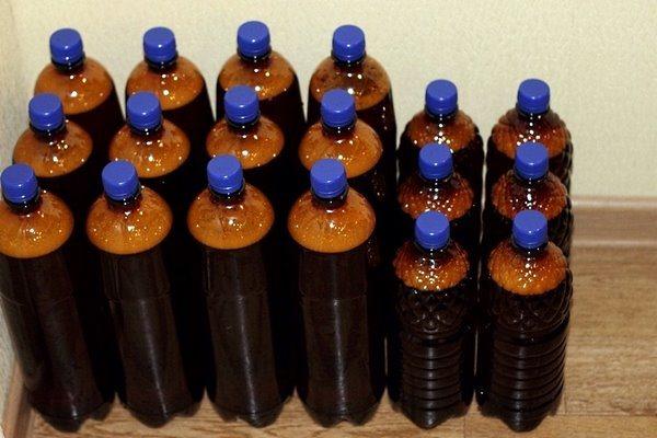 Пиво на карбонізації