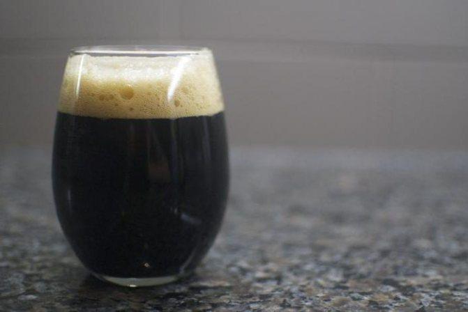 пиво стаут