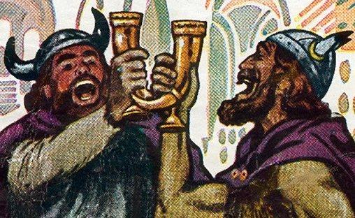пиво вікінгів