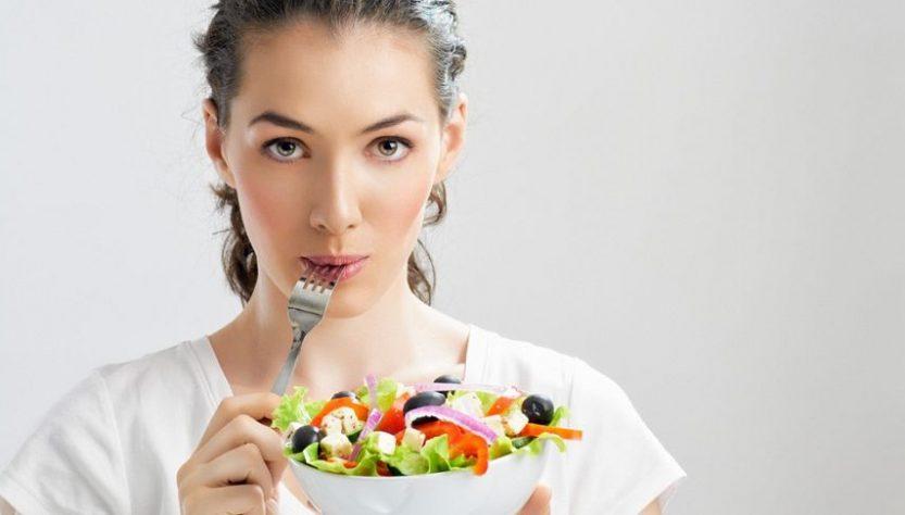 Правильное питание для похудения