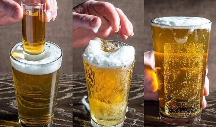 Підходить пиво цієї марки і для приготування коктейлів.