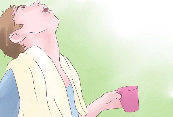 полоскання рота