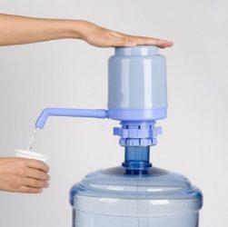 Помпа для бутилированной воды: особенности устройства и тонкости выбора