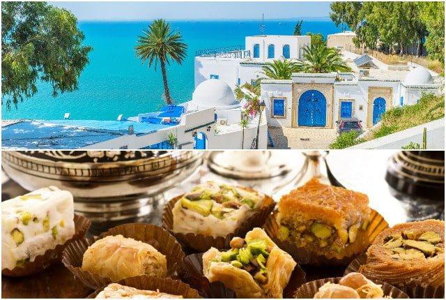 Популярні солодощі на Кіпрі